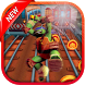 Subway Ninja Legend Turtle by Oball Apps*