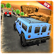 Offroad Mountain 4x4 Hill Climb: Winter Jeep Rally