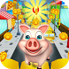 Pig Rush: Run, Dash & Surf, Free Peppa Subway Game by Nino Games