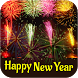 New Year live wallpaper by Welcome 2017 Apps