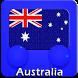 my Australia Radios by Net Ab dev