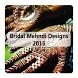 Bridal Mehndi Designs 2016 by Mueeza Apps