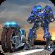 Flying Bike Police Robot Wars by Modern Warfare Studio