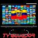 Canales Television Ecuador by EL MEJOR BAR