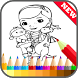 Learn to Drawing for Little Mcstuffins Fans by Like Learn Drawing Studio