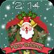 Crazy Santa Magic Locker Theme by icemark