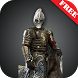 Knight armor suit photomontage by Insa Softtech