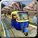 Real Offroad Tuk Tuk Rickshaw by TriAngulum Games Studios