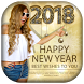 New Year 2018 Photo Frame by Best Photo Collage Maker