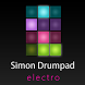 Drum Pad Simon Electro Saga by Ameba Violeta