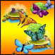 Butterfly Crush Shooter by Floranno Studio