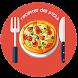 Recettes des pizza en français by IM Apps.