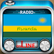 RWANDA RADIO FM LIVE by Online Radio Stations HD