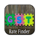 GST Rate Finder-GST HNS Code by Time Line