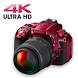 HD Camera : 4K Ultra Zoom DSLR Camera by Lizza Tech