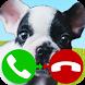 fake call dog 2 by TenAppsAndGames