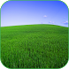 Green Fields 3D Wallpaper by ASankt