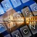 French Emoji Keyboard Theme by keyboardthai