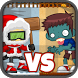 FREE Xmas vs Halloween Battle by Wayne Hagerty