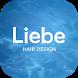 新潟県上越市にある美容室Liebe HAIR DESIGN by GMO Digitallab, Inc.