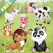 Animals for Toddlers and Kids by romeLab