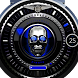 Blue Pirate Watch Face by Maystarwerk Watch Face