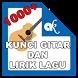 Kunci Gitar Dan Lirik Lagu by AiraKawaii
