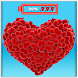 Valentine Battery Widget FREE by BMAC Apps