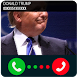 Fake call: Donald Trump by TiwliwlaApps