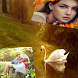 Nature Photo Collage Frame by clover8488