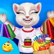 Kitty Supermarket Manager by Gameiva