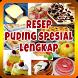 Resep Puding Spesial Lengkap by Raffa_Studio