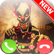 call from creepy killer clown by crc-proapp
