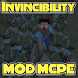 Invincibility MOD MCPE by GangstaXGames