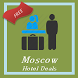 Moscow Hotels Deals by Evmastu Team