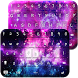 Galaxy Keyboard Theme