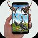Scorpion run in phone prank by PTD Studio