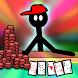 Stickman Poker Tycoon
