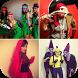 DIY Halloween Costumes by Robert Sandoval