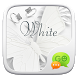 (FREE) GO SMS WHITE THEME by ZT.art