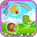 Kids ABCD Flying Learning Song by Kids Jio Games
