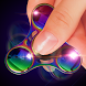 Fidget finger spinner sim by LISgroup