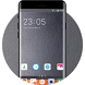 Theme for LG V10 Leather Wallpaper by Launcher theme