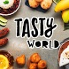 Tasty World Recipes by Series Dash
