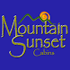 Mountain Sunset Cabins by Glad to Have You, Inc.