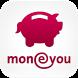 MoneYou Sparen App smartphone by MoneYou B.V.