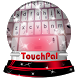 Dreamy carriage TouchPal Theme by Keyboard Emoji Themes