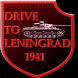 Drive to Leningrad 1941 by Joni Nuutinen