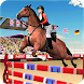 Grand Horse Racing Champions 2017 - Jumping Stunts