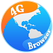 4G Fast Internet Browser by Flexible Smartess Inc.